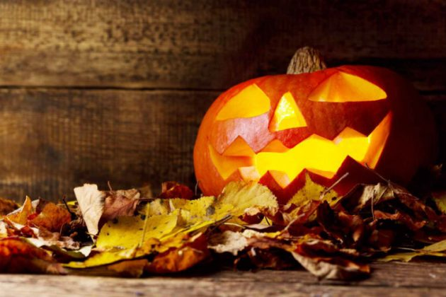 ¡»Da la cara» este Halloween!