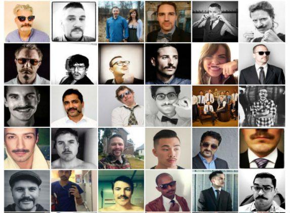 Movember participantes