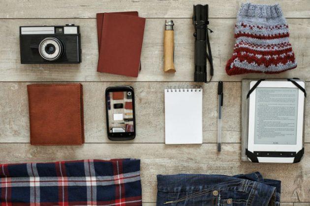 aplicaciones para hacer la maleta