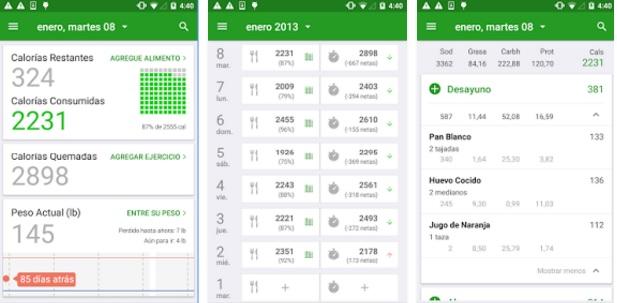 fat secret apps para cumplir tus propósitos de año nuevo