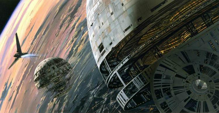 star wars naves