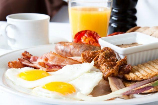 día mas triste del año desayuno