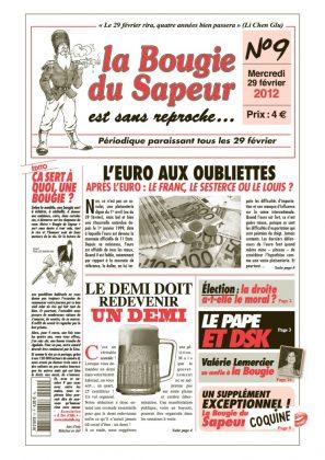 Diario francés año bisiesto