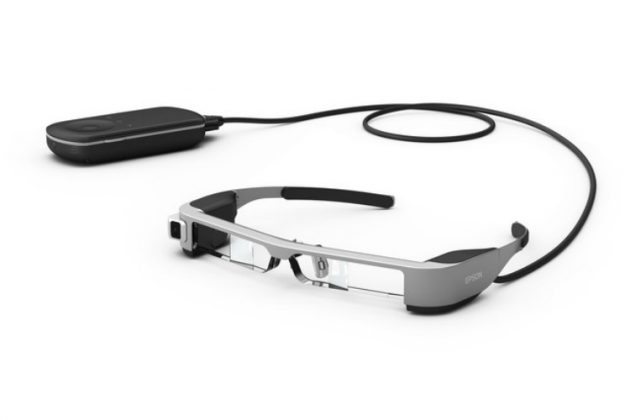 Epson gafas binoculares