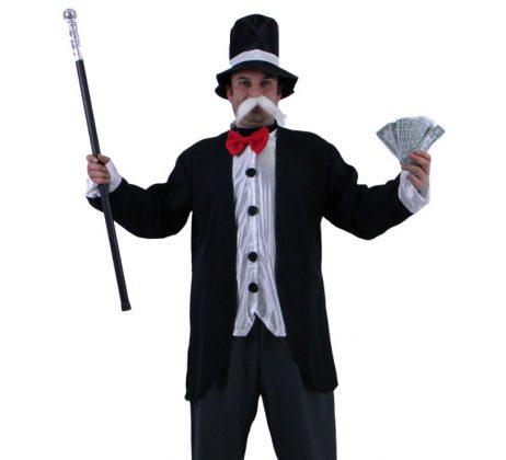 disfraz original monopoly