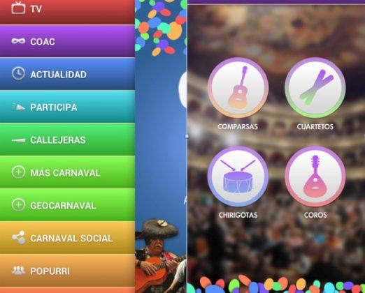 app carnaval de cádiz