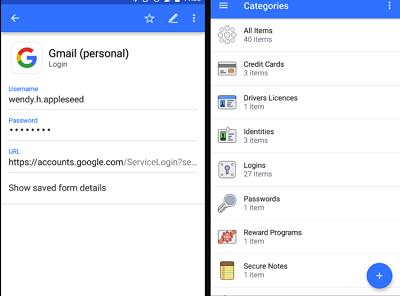 aplicaciones para guardar contraseñas Password