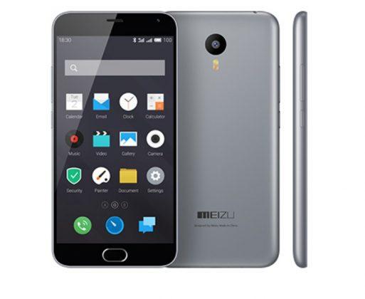 Meizu M2 Note Móviles chinos por menos de 200 euros