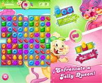 candy crush_top 3 juegos android