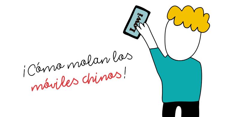 Los mejores móviles chinos por menos de 200 euros