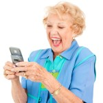 Móviles simples para los más mayores
