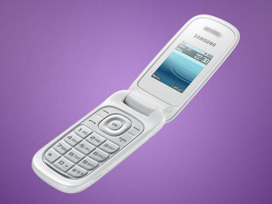 Móviles simples para los más mayores Samsung GT-E1270
