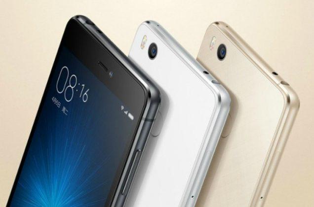 Móviles chinos por menos de 300 euros Xiaomi 4S