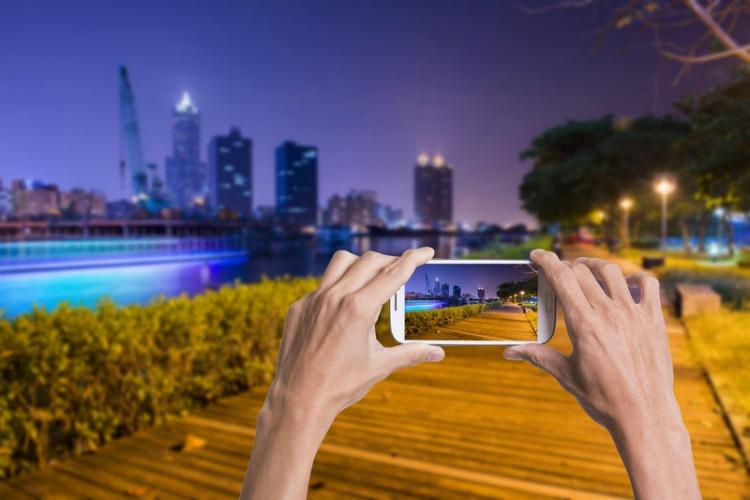 Móviles con buena cámara para hacer fotos molonas