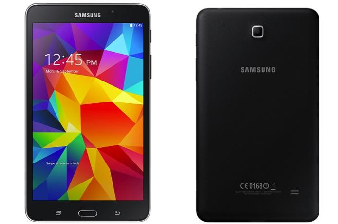 Las tablets más molonas para niños Samsung galaxy Tab 4