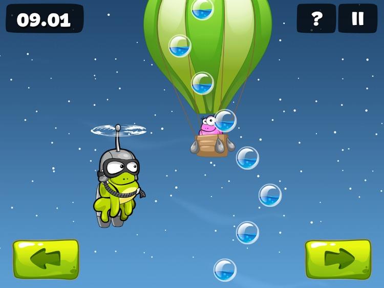 Juegos gratis sin conexión a Internet Tap the frog