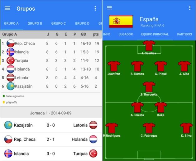 Las mejores apps para seguir la Eurocopa Euro 2016