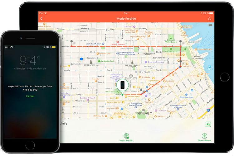 Como rastrear un movil - buscar mi iPhone
