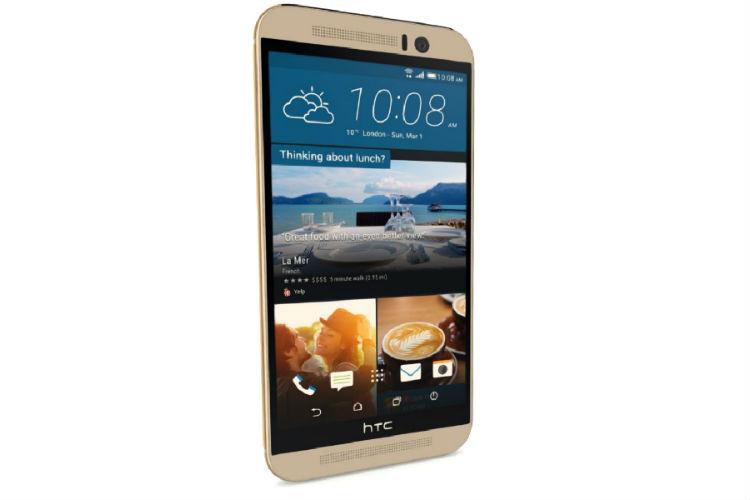 mejores móviles de gama alta HTC One M9