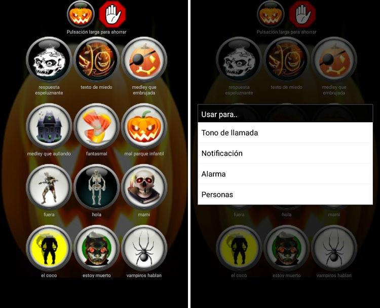 Aplicaciones para pasar un Halloween de película