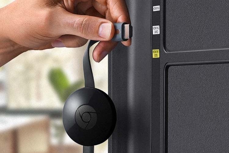 Cómo ver el móvil en la tele con Chromecast