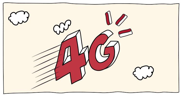 ¿Por qué el 4G de Vodafone es mejor?