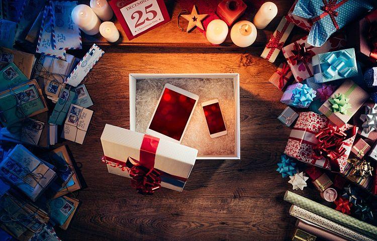 En Navidad, pon móviles chinos bajo el árbol