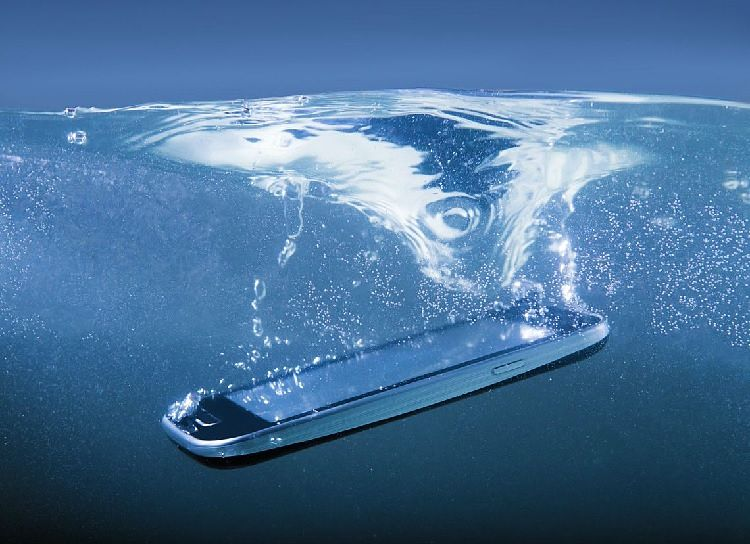 Prueba estos móviles chinos resistentes al agua