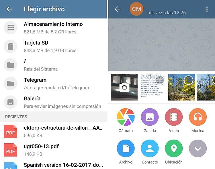 ¿Cómo funcionan los canales Telegram?