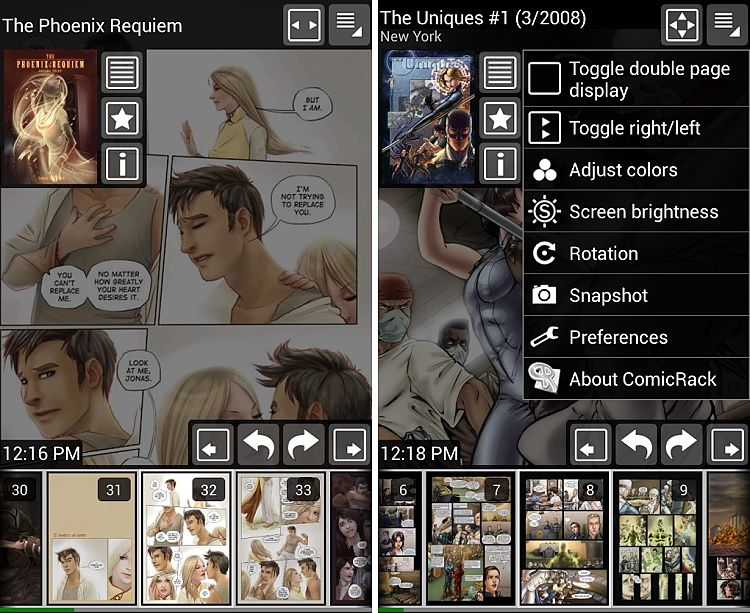 Aplicaciones para leer ebooks en tu móvil tumbado en el sofá