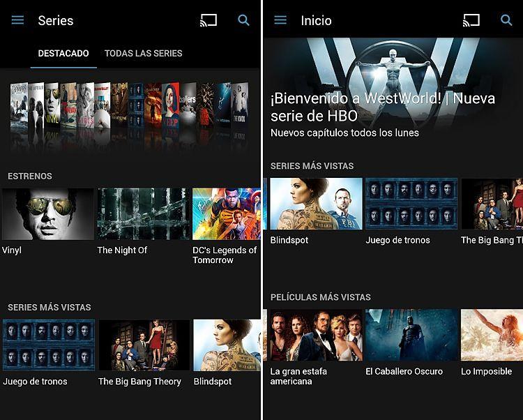 Cómo ver las mejores series de HBO en tu móvil