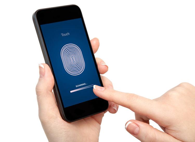 Cómo funcionan los sensores de huella dactilar