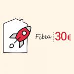 Ahora en Lowi, solo Fibra por solo 30€