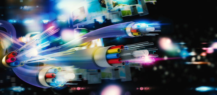 Cómo maximizar tus megas de fibra óptica