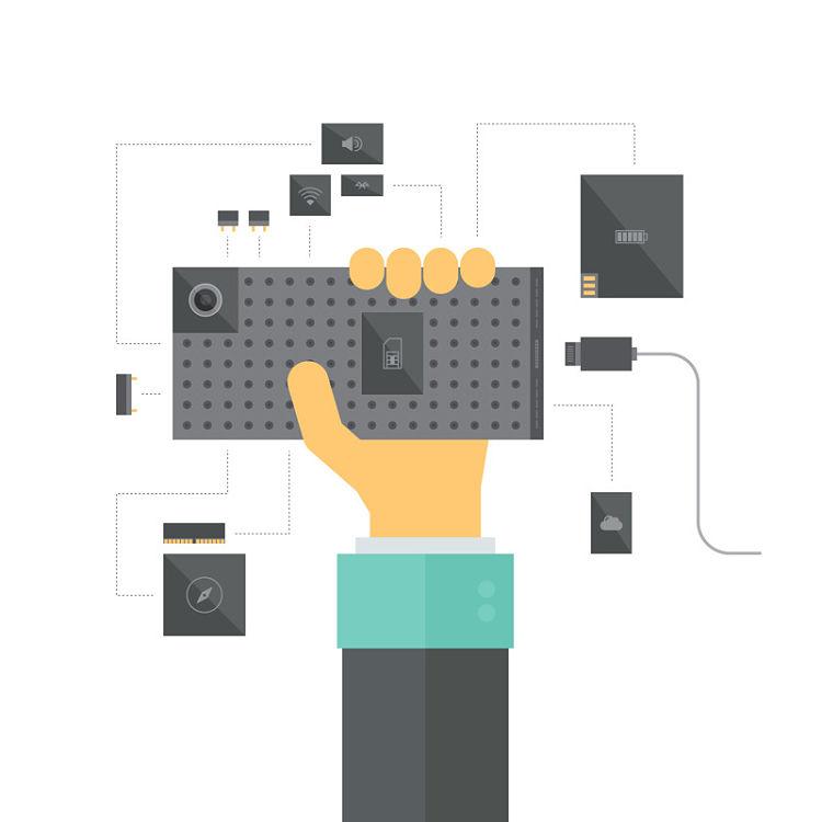 Smartphones modulares: La revolución que no fue