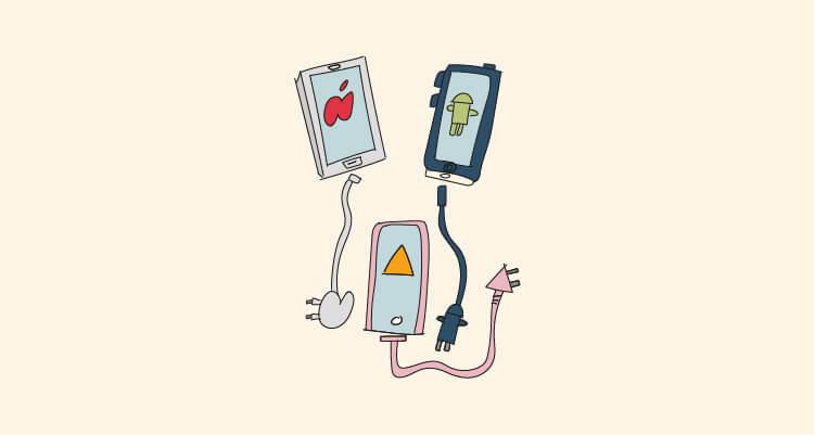 Los móviles chinos con mejor batería