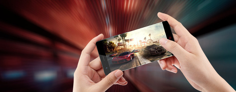 móviles chinos Nubia