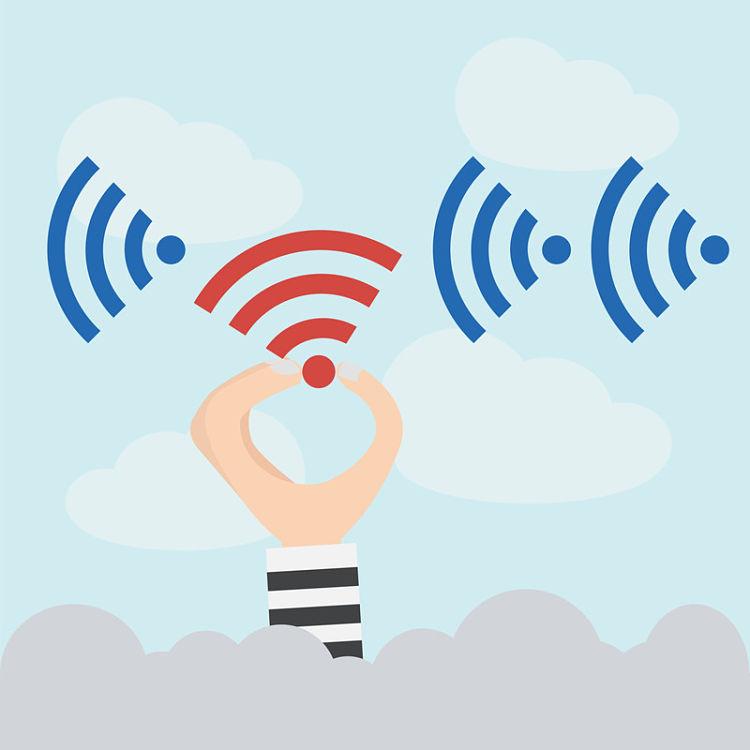 redes wifi públicas
