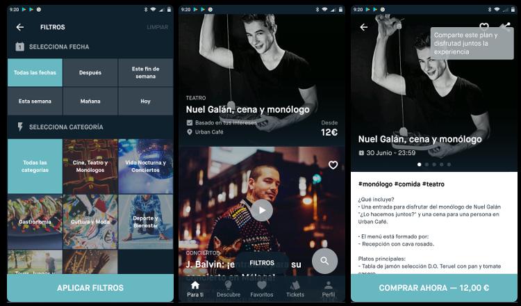 app para conocer gente y salir de fiesta
