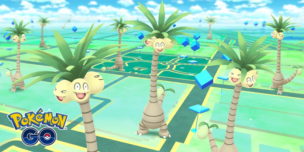 Alola Pokemon GO