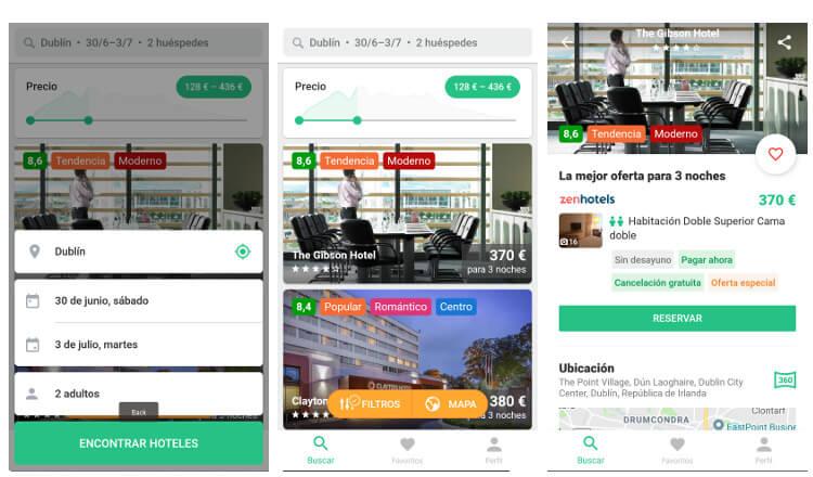 hotelook app