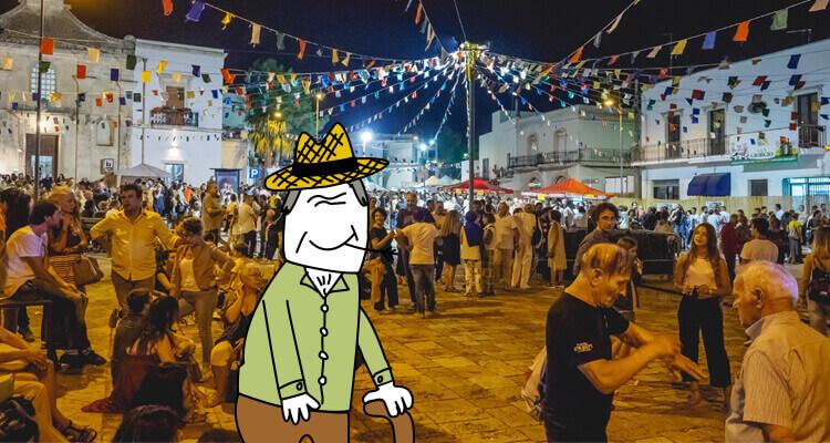 Apps para disfrutar de las fiestas del pueblo