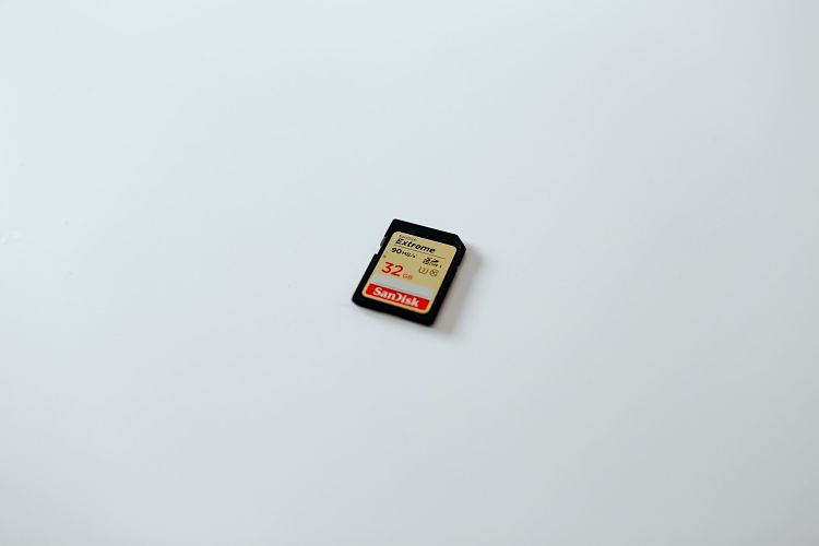 scandisk SD card