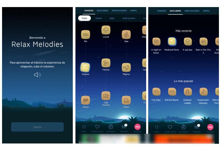 apps de relax
