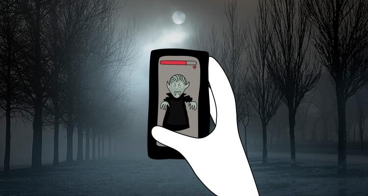 Los mejores juegos de miedo para tu móvil