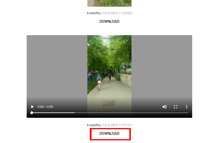 Cómo descargar vídeos de Instagram Stories