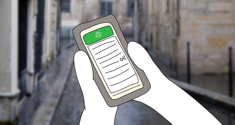 Cómo cambiar el tono de las notificaciones de WhatsApp