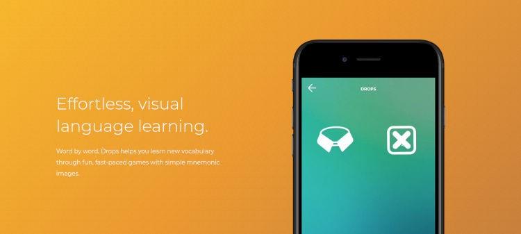 App drops para ios y android