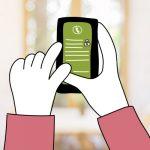 configurar privacidad de Whatsapp