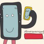 Cómo liberar espacio en tu iPhone
